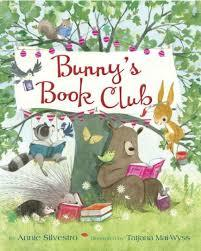 BUNNY'S BOOK CLUB by Annie Silvestro